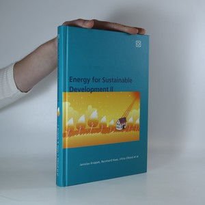 náhled knihy - Energy for sustainable development. 2. díl.
