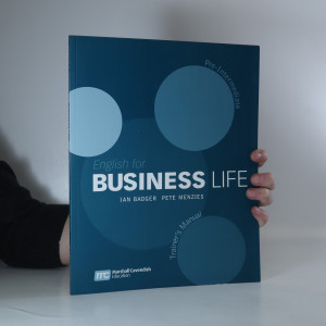 náhled knihy - English for Business Life Trainers Manual Pre-Intermediate