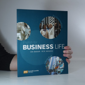 náhled knihy - English for Business Life. Pre-Intermediate Course Book.