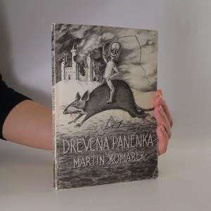 náhled knihy - Dřevěná panenka