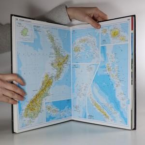 antikvární kniha Velký atlas světa, 1997