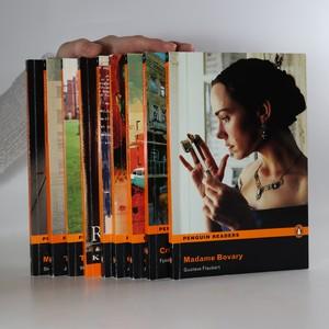 náhled knihy - 9x Penguin Readers. Level 6 (9 svazků, CD ke 3 knihám, viz foto)