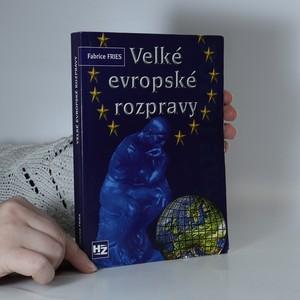 náhled knihy - Velké evropské rozpravy