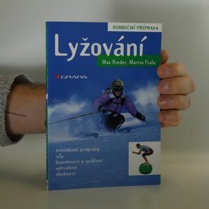 náhled knihy - Lyžování
