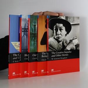 náhled knihy - The creative impulse and other stories (5 knih pro pokročilé čtenáře) (+2 CD)