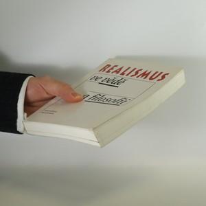 antikvární kniha Realismus ve vědě a filosofii, 1995