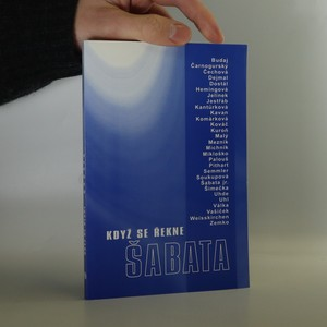 náhled knihy - Když se řekne Šabata