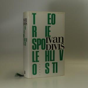náhled knihy - Teorie spolehlivosti : [texty z let 1960-1994]