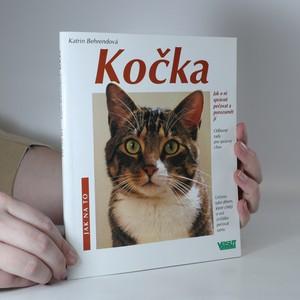 náhled knihy - Kočka. Správná péče