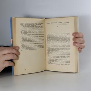 antikvární kniha Člověk odnikud, 1960