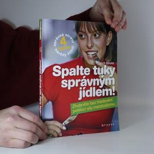 náhled knihy - Spalte tuky správným jídlem!