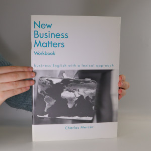 náhled knihy - New Business Matters. business English with a lexical approach