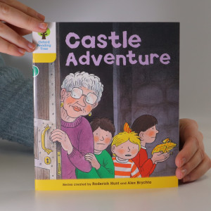 náhled knihy - Castle adventure