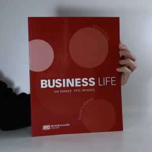 náhled knihy - English for business life; trainer's manual. Intermediate