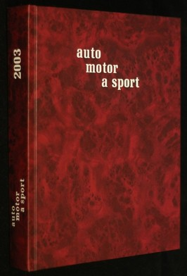náhled knihy - Auto motor und sport
