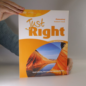náhled knihy - Just right : Elementary. Student's book