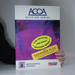 náhled knihy - ACCA Revision Series. 1998 edition. Managerial Finance