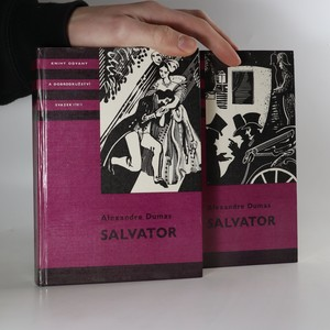 náhled knihy - Salvator. I. a II. díl. (2 svazky)
