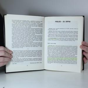 antikvární kniha Sedm pražských dnů 21.-27. srpen 1968 : dokumentace, 1990