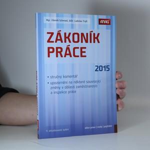 náhled knihy - Zákoník práce 2015