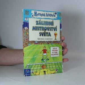 náhled knihy - Záludné mistrovství světa