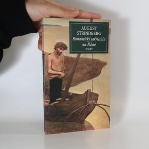 náhled knihy - Romantický sakristián na Rånö