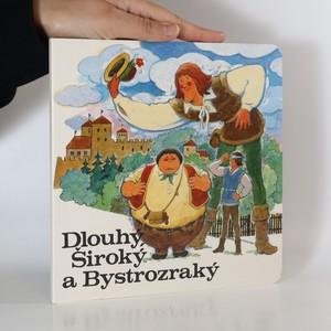 náhled knihy - Dlouhý, Široký a Bystrozraký