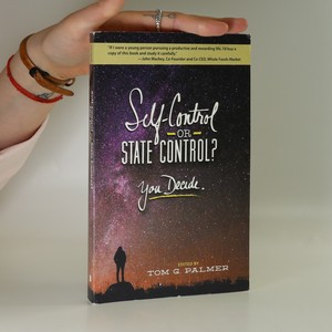náhled knihy - Self-Control or State Control?
