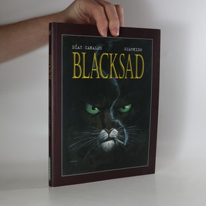 náhled knihy - Blacksad
