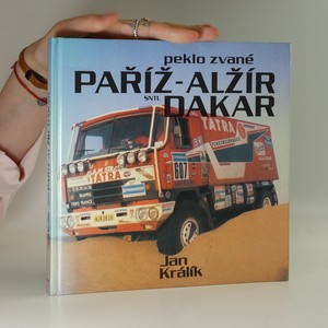 náhled knihy - Peklo zvané Paříž - Alžír - Dakar