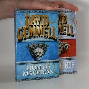 náhled knihy - Greek series. Lion of Macedon, Dark Prince. (2 svazky)