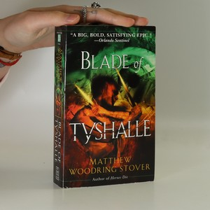 náhled knihy - Blade of Tyshalle