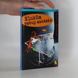 náhled knihy - Klukům vstup zakázán