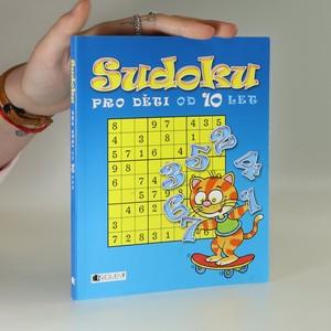 náhled knihy - Sudoku pro děti od 10 let (vyplněna 1. strana)