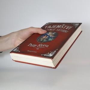 antikvární kniha Tajemství prstenců Saturnu : dobrodružné vyprávění o nebezpečenství a odvaze v nejzazších koutech vesmíru, 2008