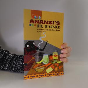 náhled knihy - Anansi's big dinner