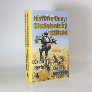 náhled knihy - Historie Duny: Služebnický džihád. 1. svazek