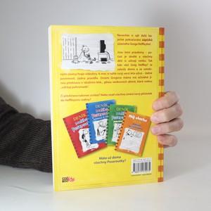 antikvární kniha Deník malého poseroutky. Psí život, 2013