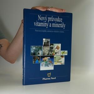 náhled knihy - Nový průvodce vitamíny a minerály