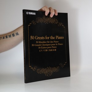 náhled knihy - 50 Greats for the Piano (nemá tiráž)