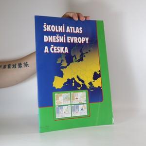 náhled knihy - Školní atlas dnešní Evropy a Česka