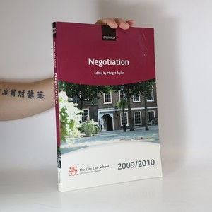 náhled knihy - Negotiation