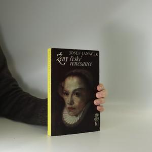 náhled knihy - Ženy české renesance