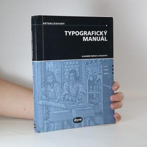 náhled knihy - Typografický manuál : aktualizovaný