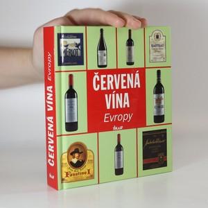 náhled knihy - Červená vína Evropy