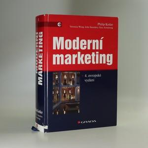 náhled knihy - Moderní marketing