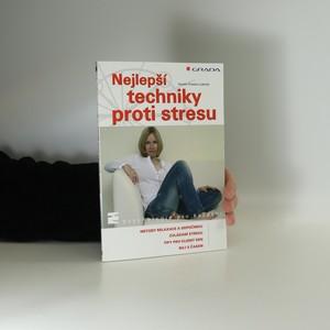 náhled knihy - Nejlepší techniky proti stresu
