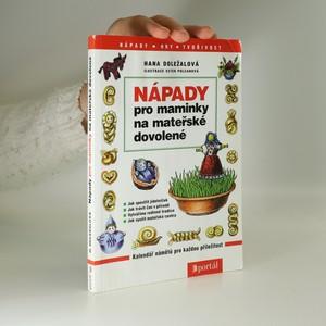 náhled knihy - Nápady pro maminky na mateřské dovolené (politá, popsaná)