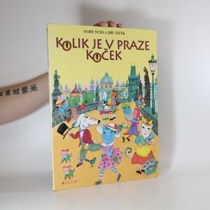 náhled knihy - Kolik je v Praze koček