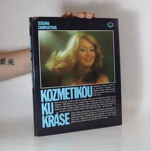 náhled knihy - Kozmetikou ku kráse (je cítit kouřem)